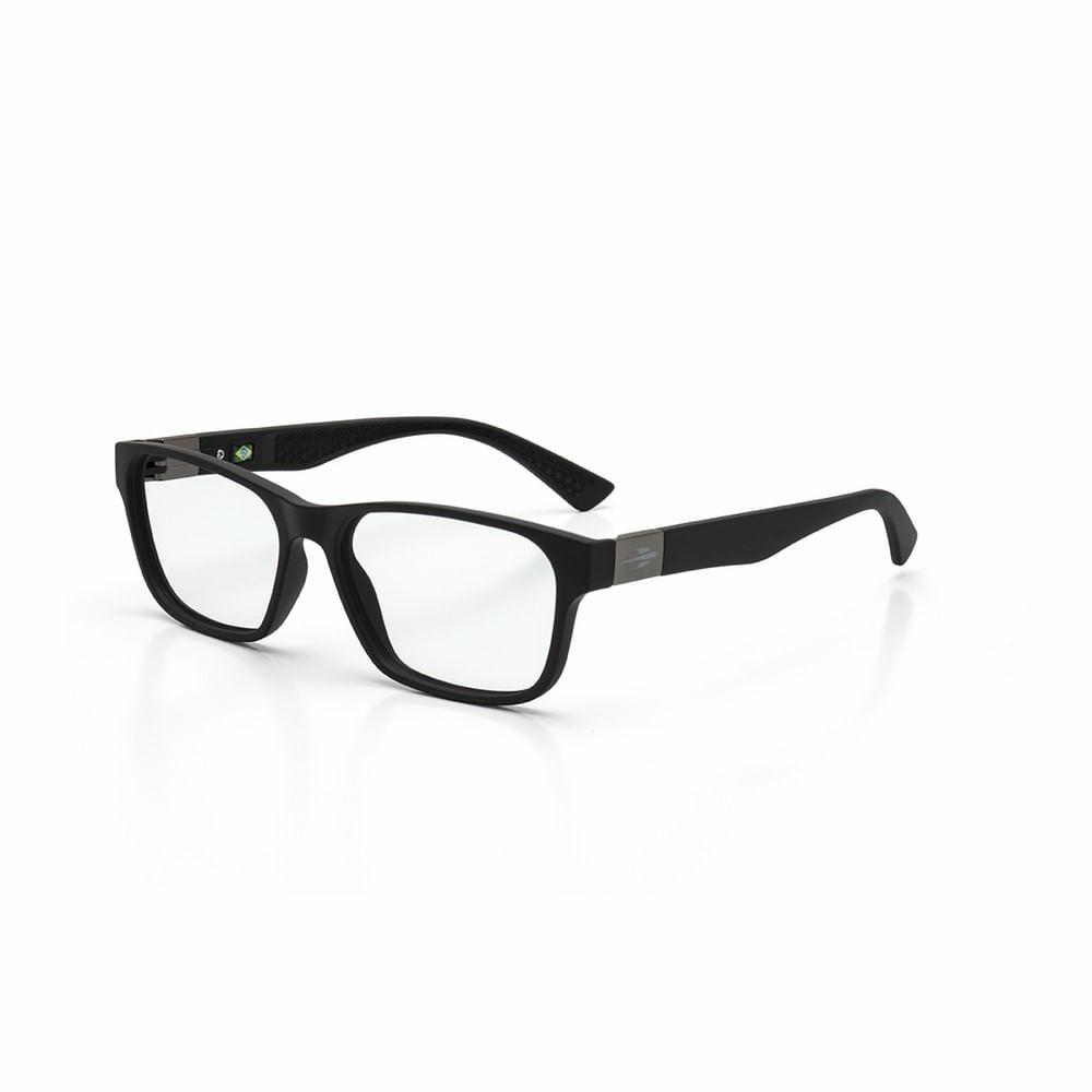 f08d563a0 Óculos de grau mormaii dhaka preto fosco - mormaiishop