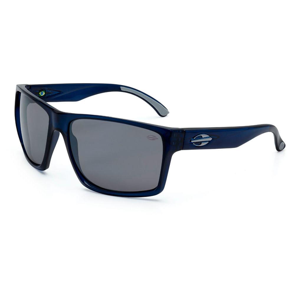 67ece658f Óculos de sol mormaii carmel azul translucido brilho - mormaiishop