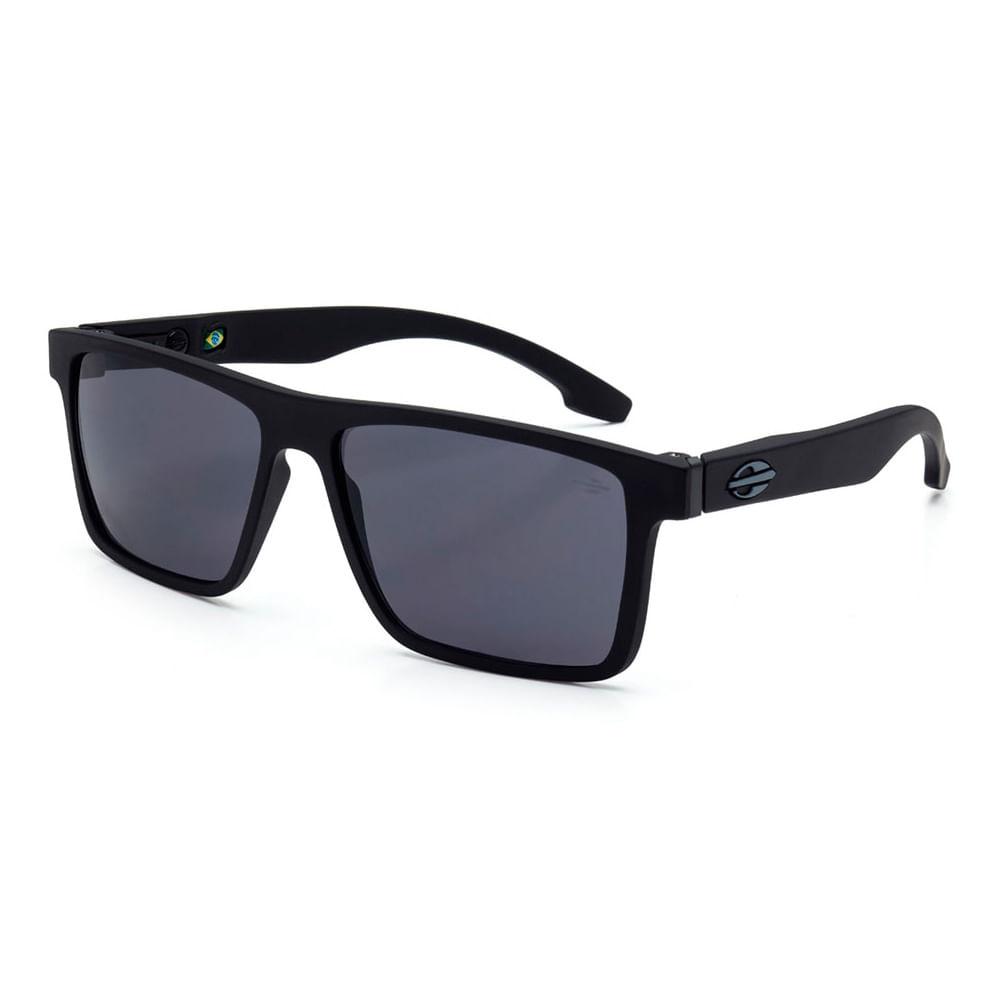 23a987706 Óculos de sol mormaii banks preto fosco lente cinza - mormaiishop