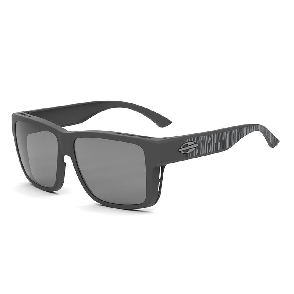 601372ff6 Óculos de sol mormaii sobrepor overlap cinza fosco - mormaiishop
