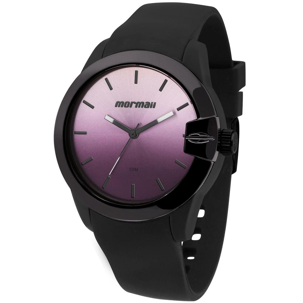 Relógio Mormaii Feminino MO2035BC 8G - mormaiishop 31ffd3febe