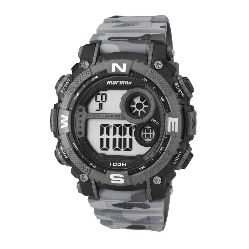 Relógio Mormaii Masculino - MO12579A 8C - mormaiishop 26d492aee7
