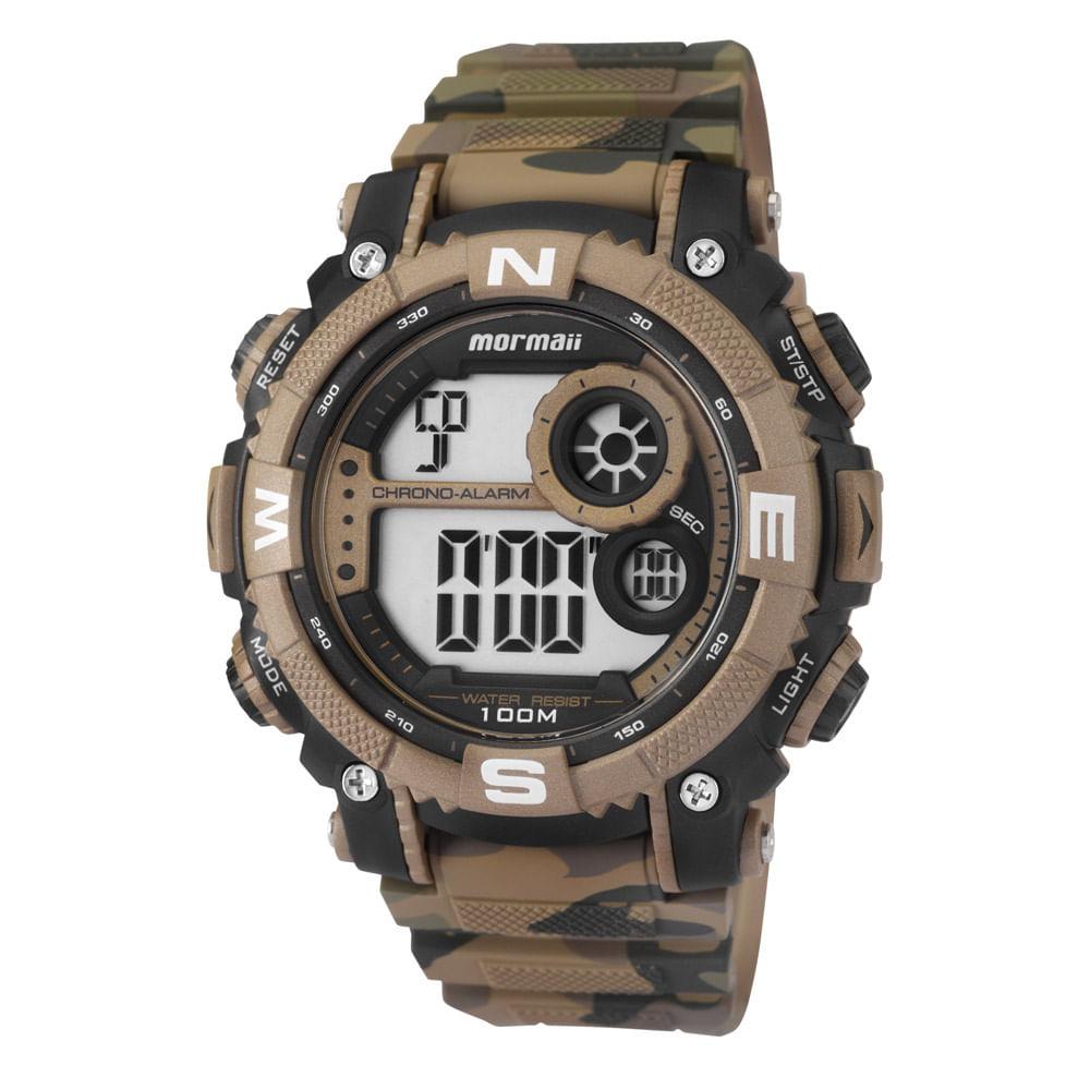 eccf46e04a181 Relógio Mormaii Masculino - MO12579A 8V - mormaiishop
