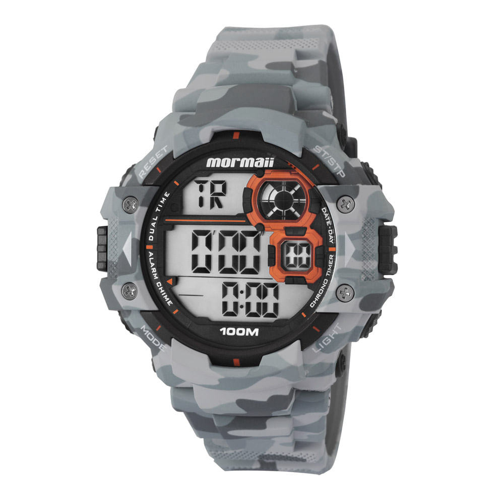Relógio Mormaii Masculino - MO13609A 8C - mormaiishop 9a3e6f8c98