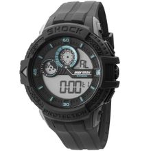 Relógio Masculino Mormaii Preto - MO3900 8V f553a54288