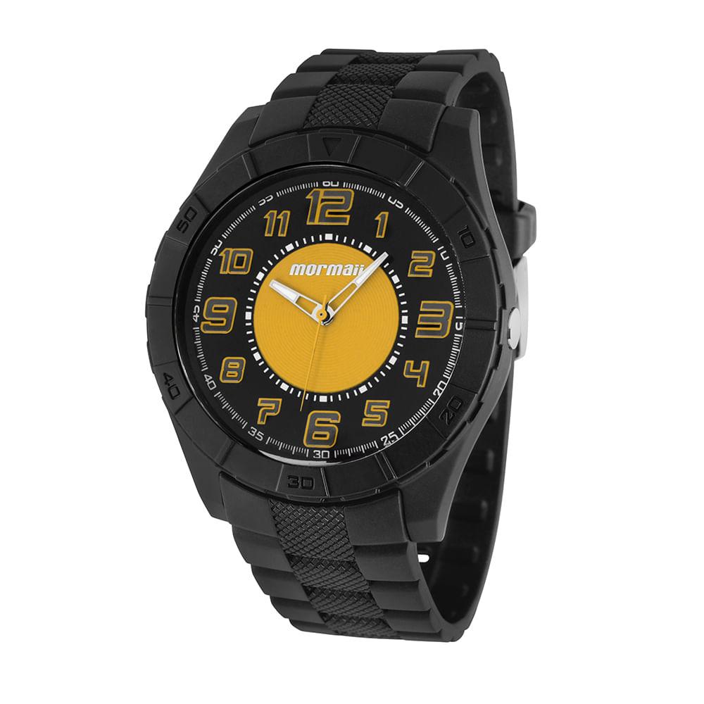 Relógio Masculino Mormaii Acqua Pro Preto - MO2035CX 8L - mormaiishop 7a798a3226