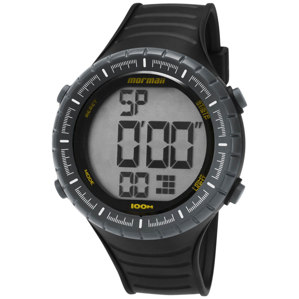 46469287b Relógio Mormaii Wave MOY1554/8Y Cinza - mormaiishop