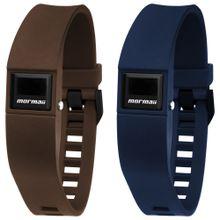 Relógio Mormaii Fit MOBO3968 8M Preto fb38a74286