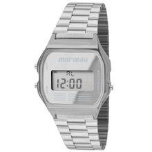 c5eda0629c0 Relógio Mormaii Maui MOJH02AA 3C Prata