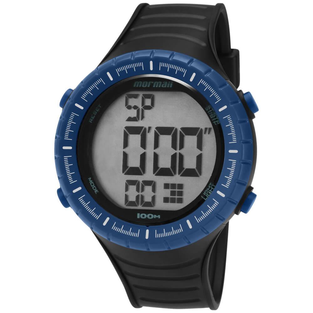 6715609951e80 Relógio Mormaii Wave MOY1554 8A Azul - mormaiishop