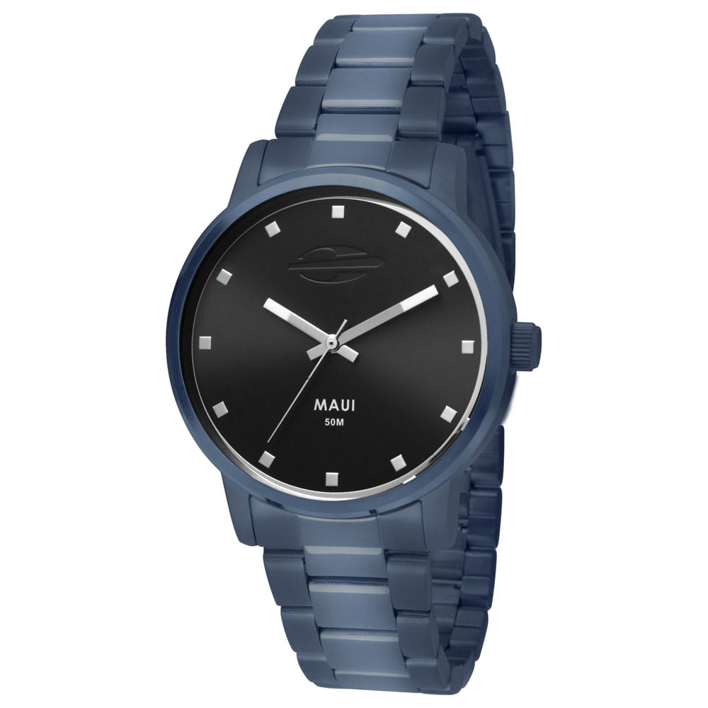 Relógio Mormaii Feminino Maui - MO2035FS 4P - mormaiishop 350b78c930