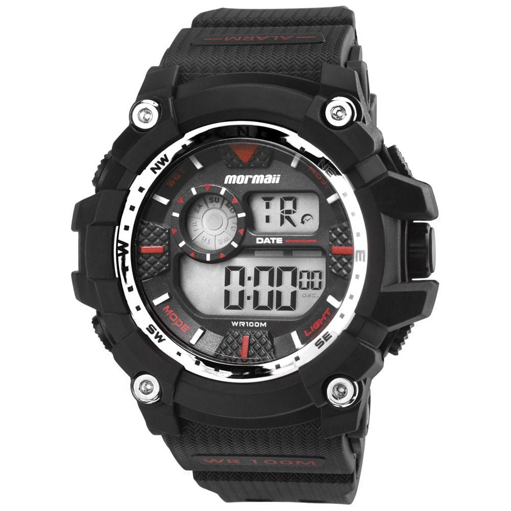 7c35937ef Relógio Mormaii Masculino Acqua - MO3530A/8R - mormaiishop