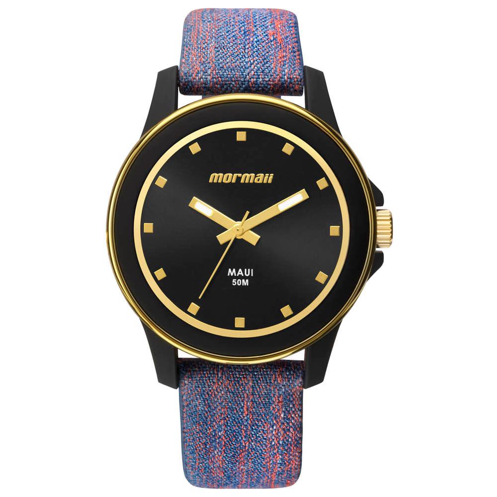 222809b508dc9 Relógio Mormaii Feminino Luau - MO2035HZ 8A - mormaiishop