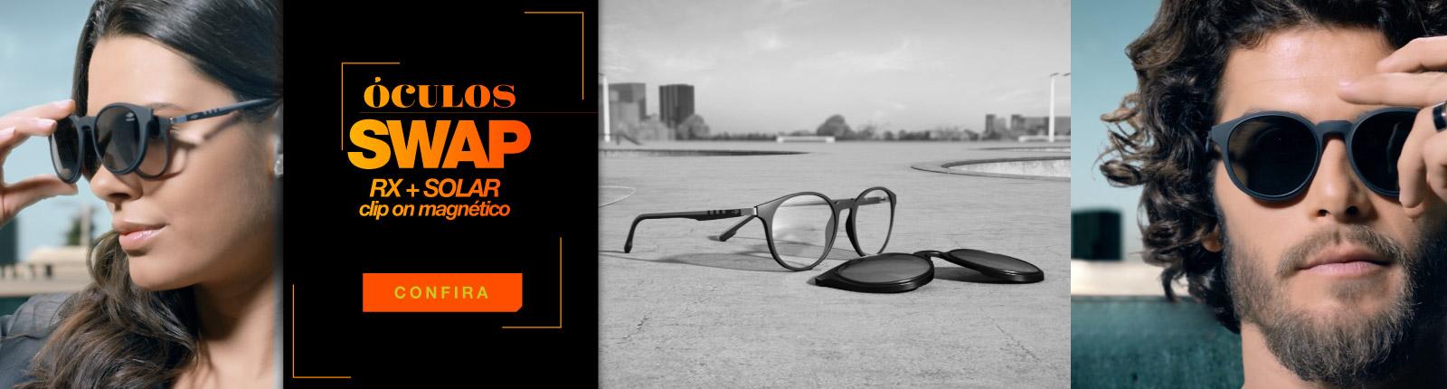 óculos swap