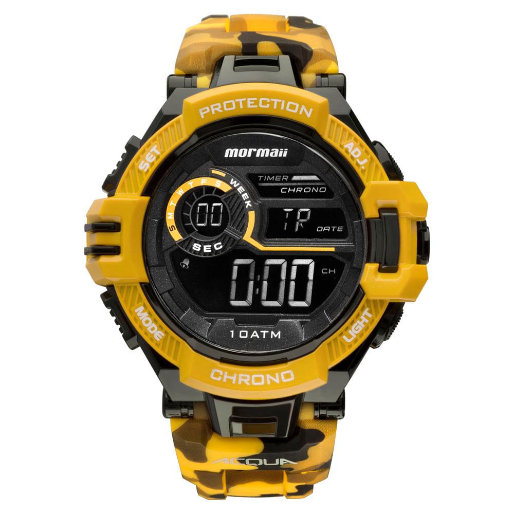 a863a77e219 Relógio Mormaii Masculino Action - MO1134 8L - mormaiishop