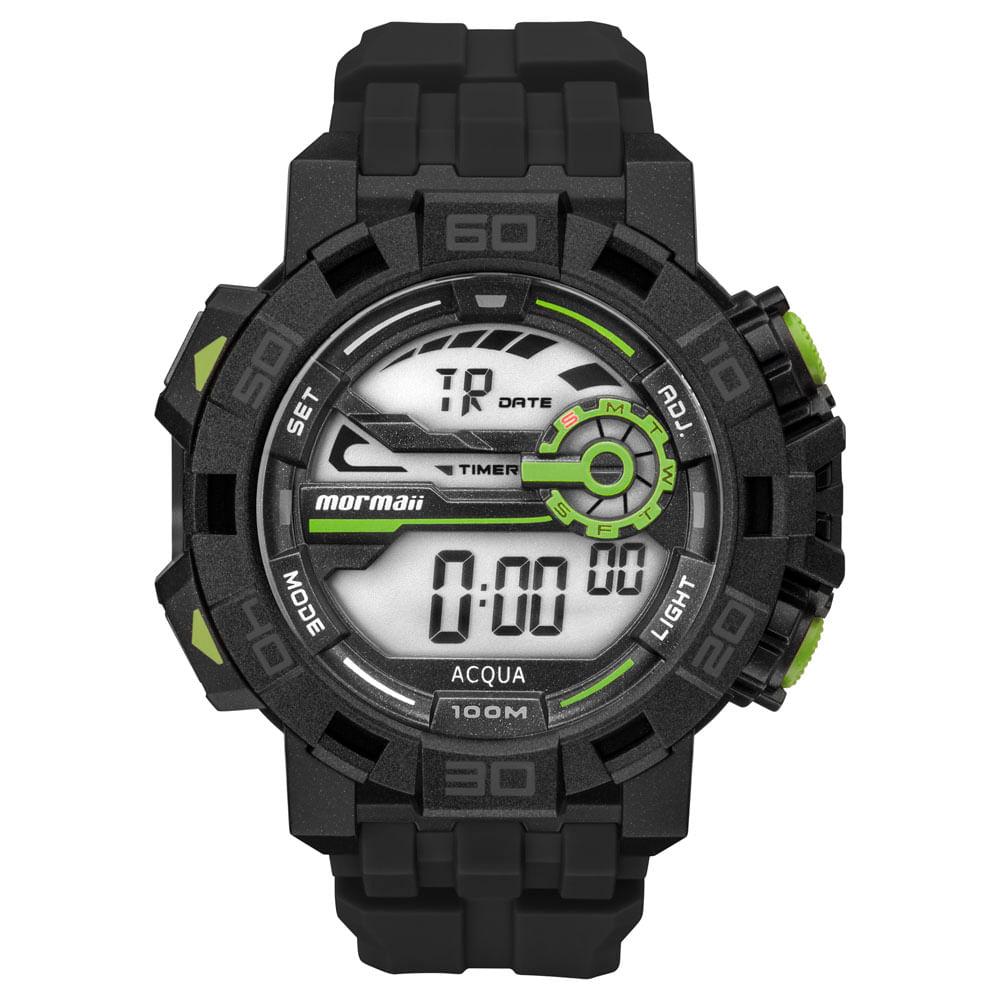 e8527712dfe72 Relógio Mormaii Masculino Action - MO1148AC 8A - mormaiishop