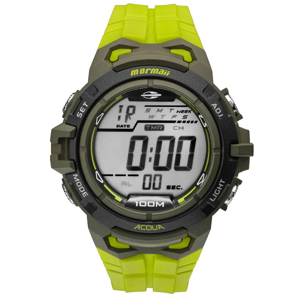 15e3daa2ffb64 Relógio Mormaii Masculino Action - MO1147A 8V - mormaiishop