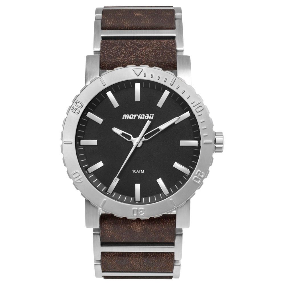 a6f526c5419 Relógio Mormaii Masculino Art - MO2035II 0P - mormaiishop
