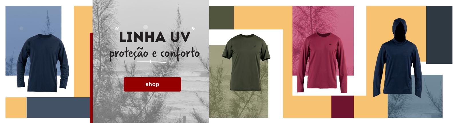 Camisetas UV