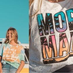 Camiseta Feminina Mormaii