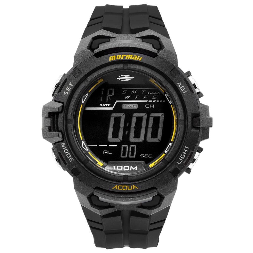 7863d159502d8 Relógio Mormaii Masculino Action - MO1147A 8P - mormaiishop