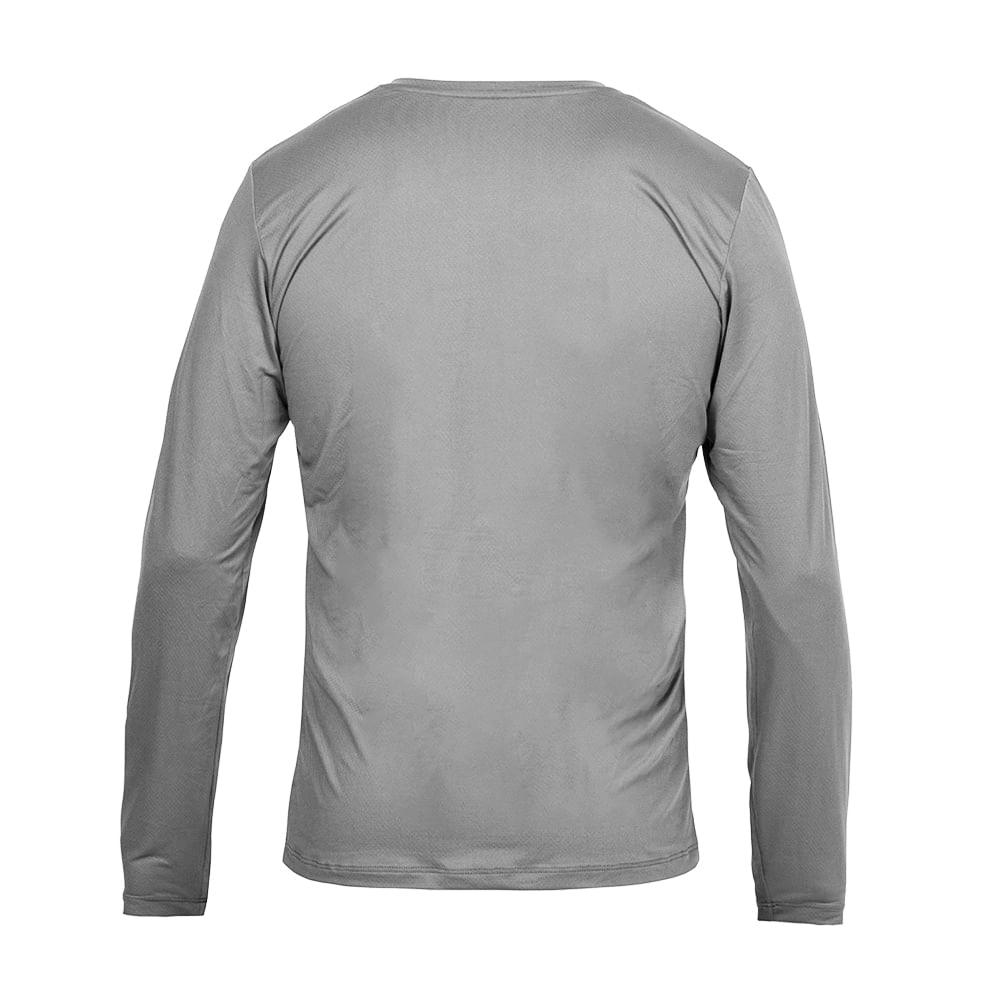 Camiseta manga longa masculina capsula proteção uv-fps 50 mormaii