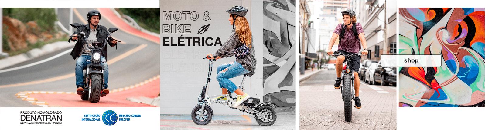Lançameto Bikes Eletricas