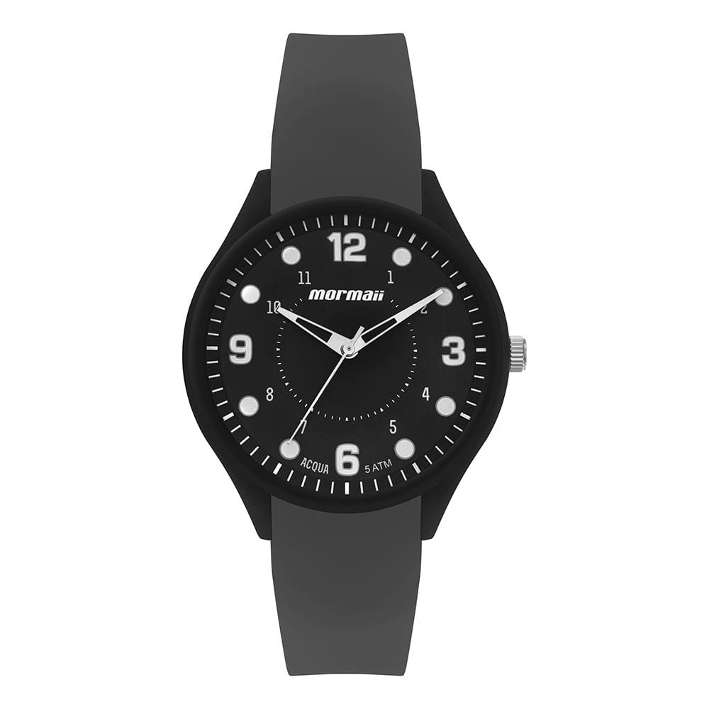 Relógio analógio mormaii masculino - mo2035ku8p