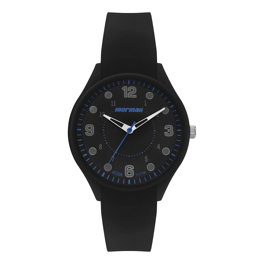 Relógio analógio mormaii masculino - mo2035kv8p