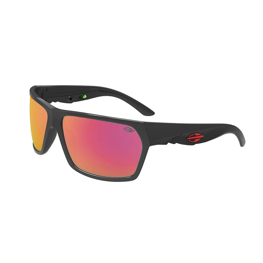 Óculos de sol mormaii amazonia 2 preto brilho