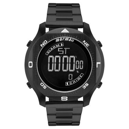 a1985a083e9 Relógio Mormaii Masculino Acqua Pro Preto - MO11273B 4P - mormaiishop