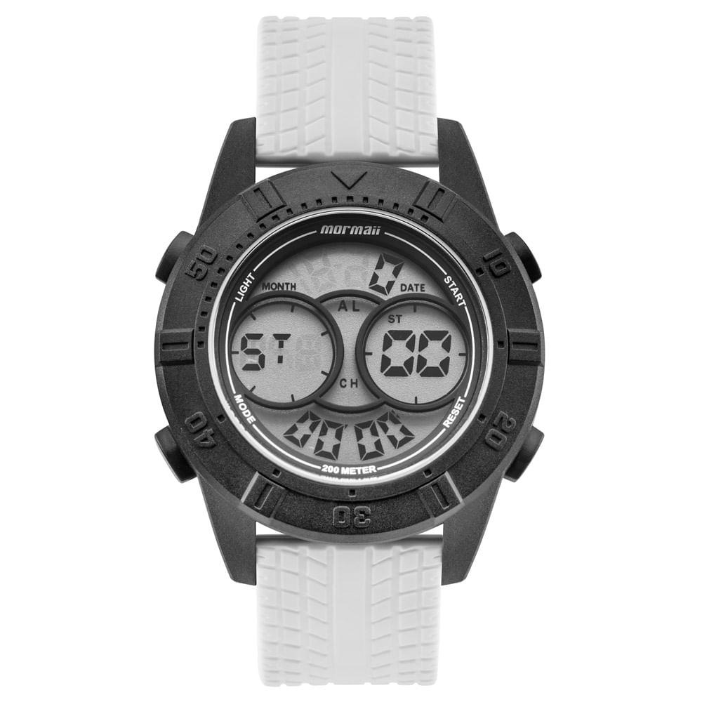 40a3e133d0e Relógio Mormaii Masculino Acqua Action Preto - MO150915AG 8P ...