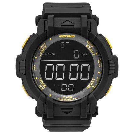 c54b5c8b618 Relógio Mormaii Masculino Acqua Action Preto - MOM08111C 8Y - mormaiishop