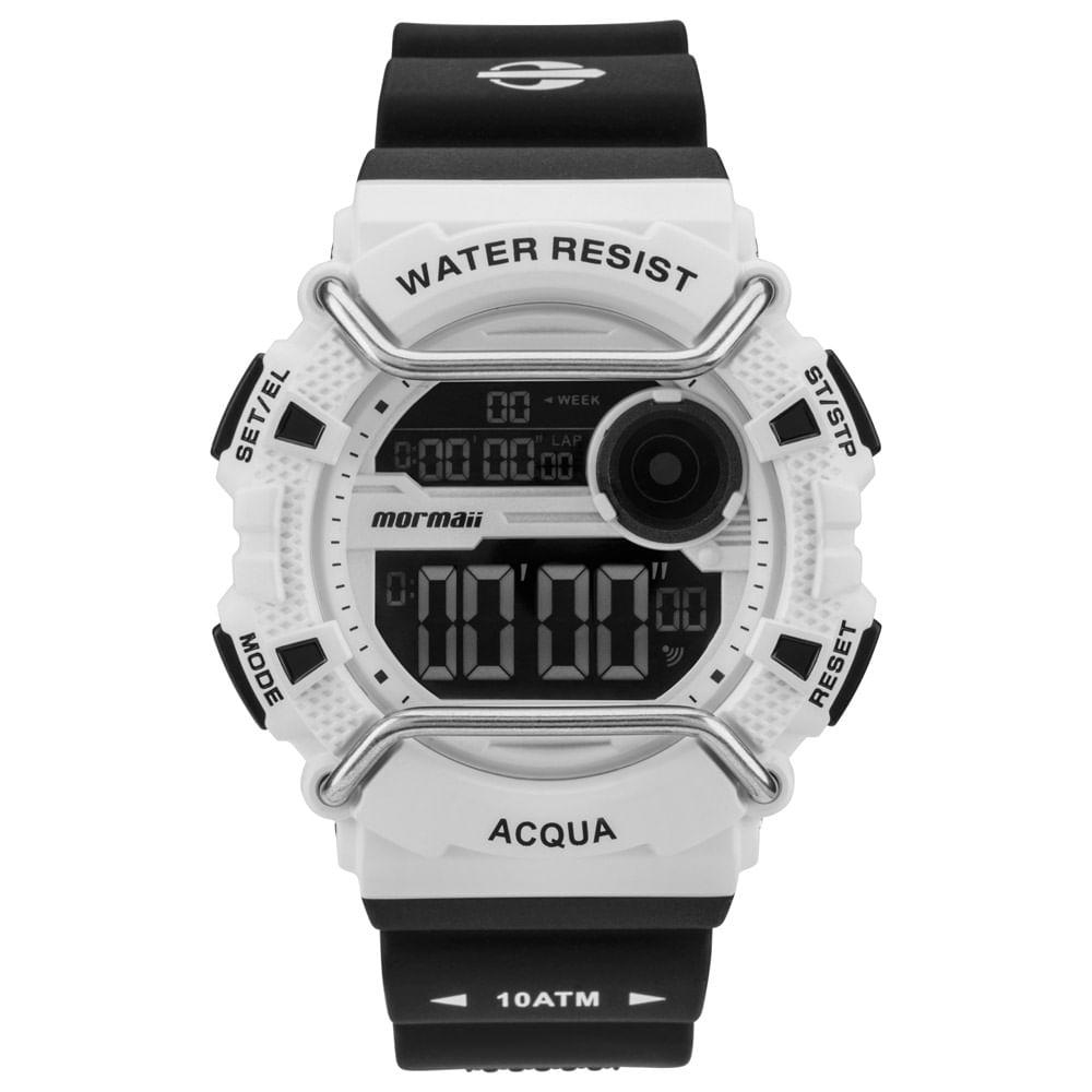 Relógio Mormaii Masculino Acqua Action Não Definido - MONXB 8B ... b1d0e1ec1c