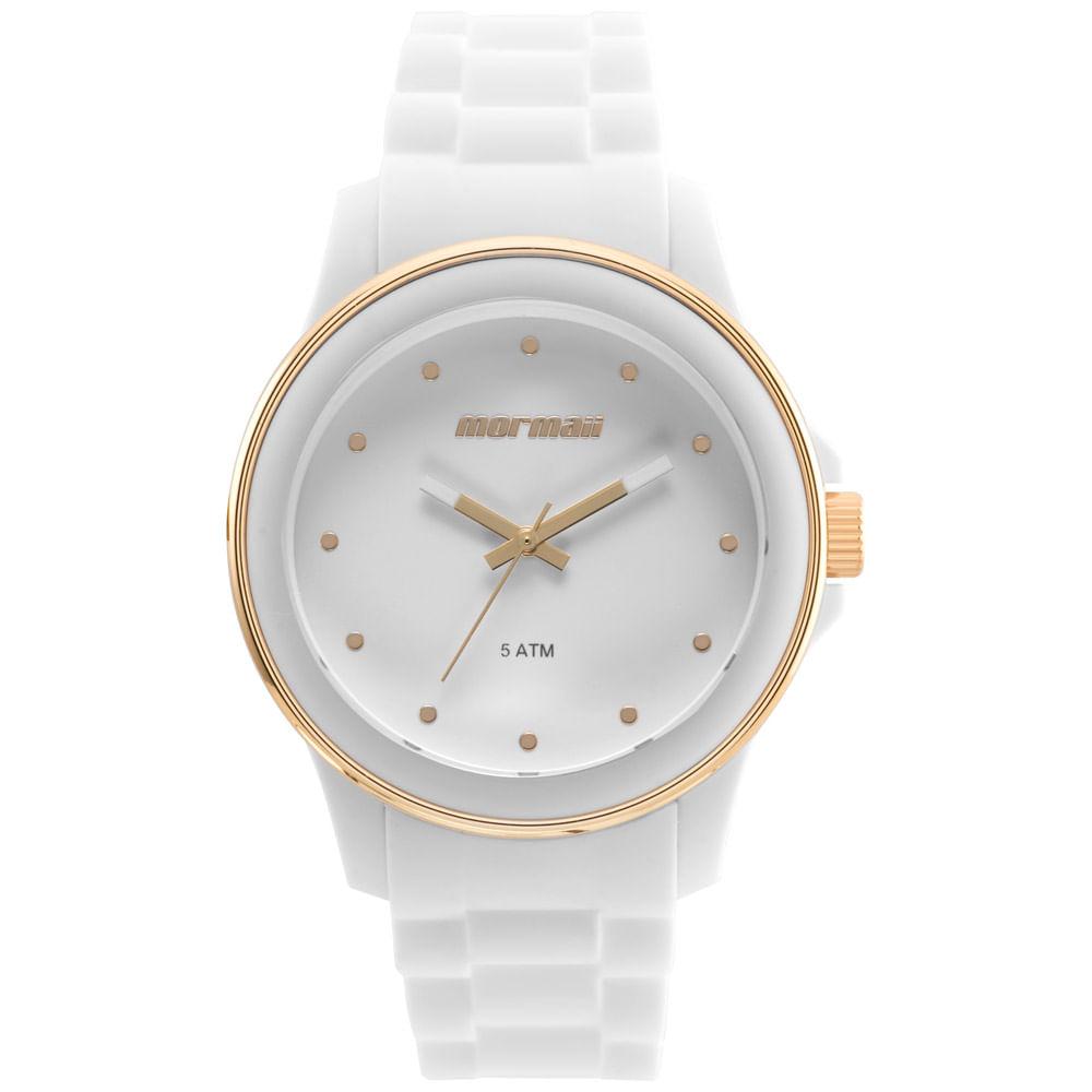 504c1365961 Relógio Morm Feminino Aui Luau Dourado - MO2035IY 8T - mormaiishop